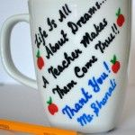 A Cup With Words Quote Inspiration That Good To Arouse Enthusiasm