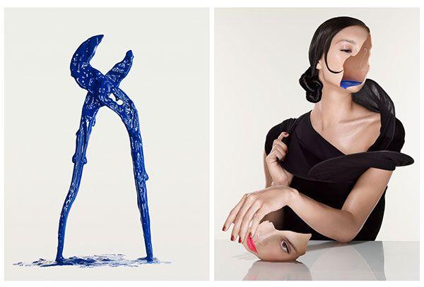 Porcelaine Dolls / Personal work on Behance