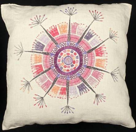 Textil med stil. Edna Martin.