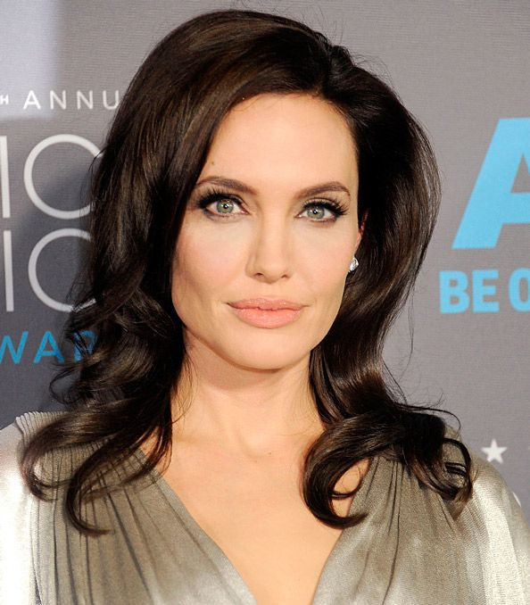 Angelina Jolie tops poll of world's most admired women ahead of Hillary Clinton, Michelle Obama, the Duchess of Cambridge, and Oprah.