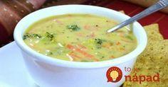 3 recepty na výborné polievky, ktoré vám pomôžu schudnúť: Skvele zasýtia, zbavia telo toxínov a sú nabité vitamínmi a živinami!