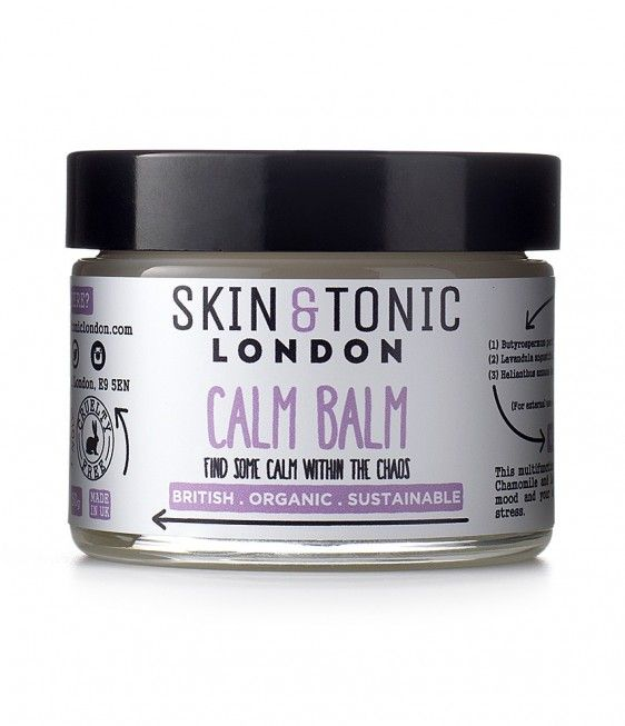 CALM BALM - Skin & Tonic London