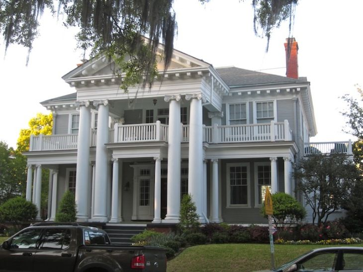 112 Best Images About Colonial Revival Style Mansions