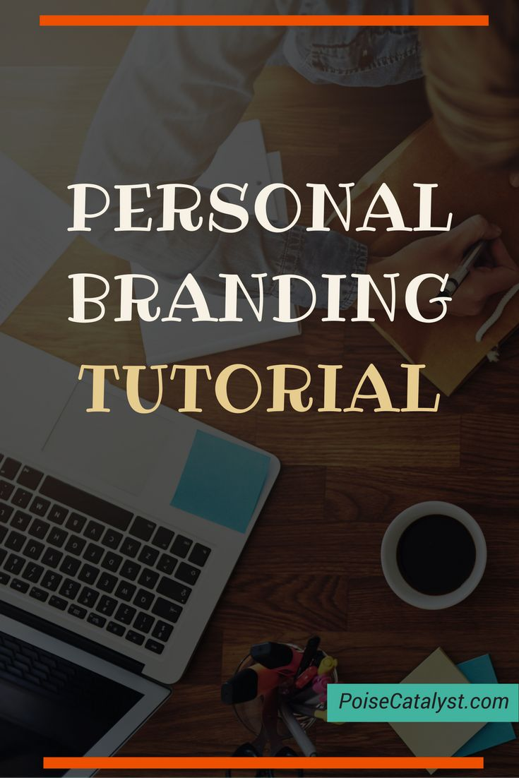 Here's an awesome PERSONAL BRANDING tutorial from Sunny Lenarduzzi. Click through to check it out!