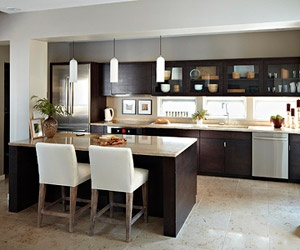 41 best kitchens w/dark cabinets images on pinterest | dream