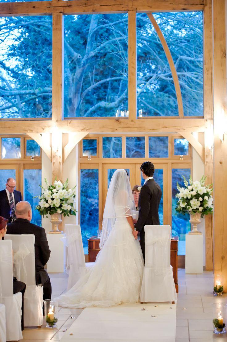 60 best rivervale barn winter wedding images on pinterest barn incredible blue dusk outside backdrop wedding ceremony junglespirit Choice Image