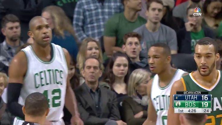 Boston Celtics vs Utah Jazz  Full Game Replay NBA Games Today 03 01 17
