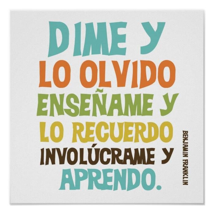 91 best Spanish Motivation images on Pinterest | Spanish quotes ...