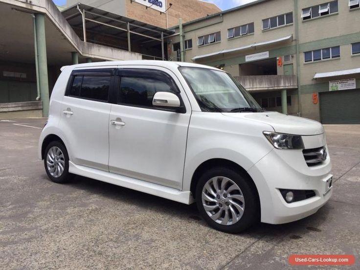 2008 Toyota BB Auto ZQ White hatchback #toyota #forsale #australia