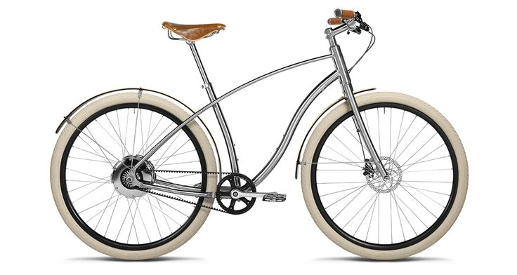 Budnitz Bicycles Store   Build your Belt Drive Titanium e-bike – Budnitz Model E