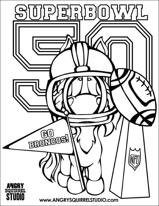 Super Bowl 50 Coloring Page Super Bowl Coloring Pages Free In 2020 Sports Coloring Pages Coloring Pages Coloring Pages Inspirational