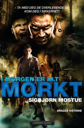 """""""I morgen er alt mørkt - Brages historie"""" av Sigbjørn Mostue"""