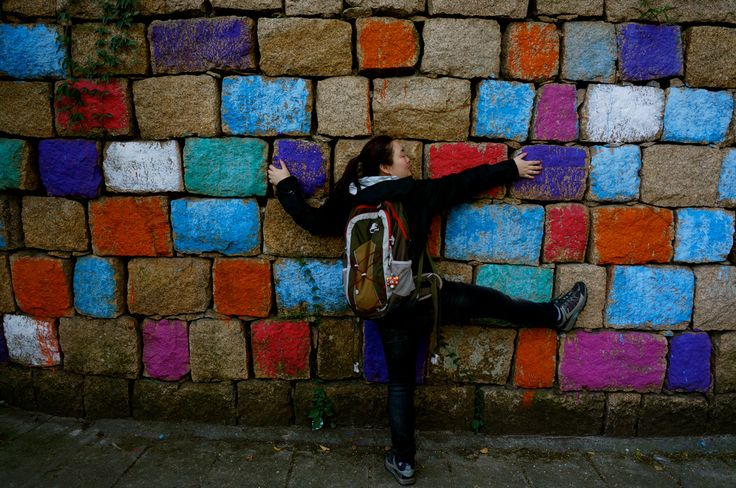 Alle Größen | colorful wall >< | Flickr - Fotosharing!