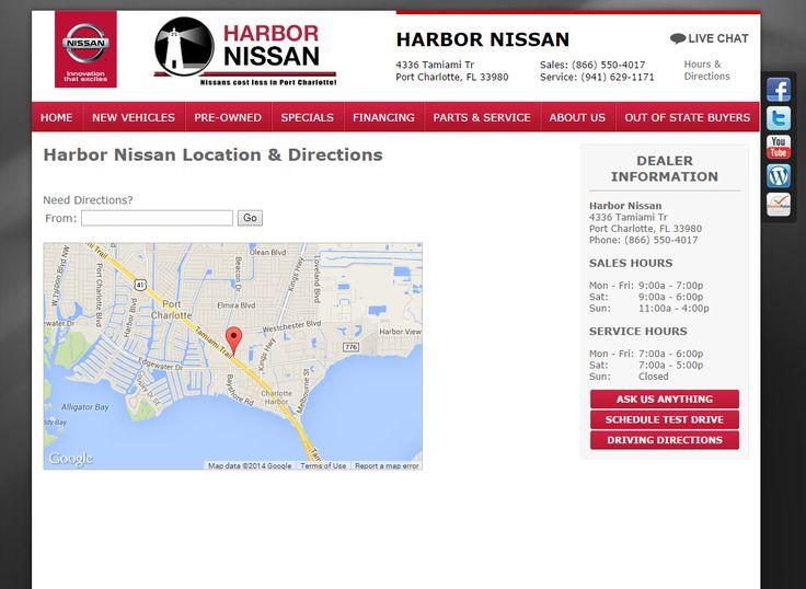 7 best About Harbor Nissan images on Pinterest