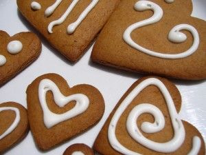 Decorated Honey Cookies (Medovníky)