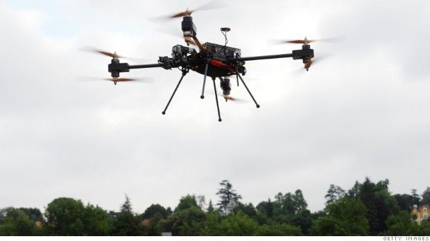 The Federal Aviation Administration approved the largest ever fleet of commercial drones owned by a company called Measure.