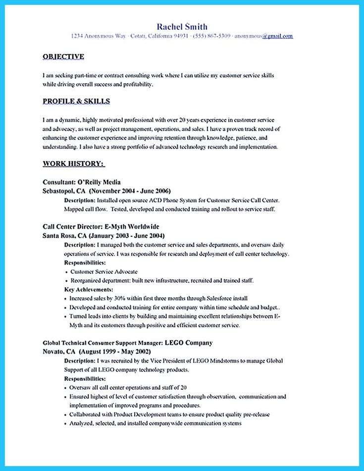 nice Well Written CSR Resume to Get Applied Soon, Check more at http://snefci.org/well-written-csr-resume-get-applied-soon