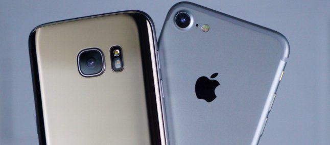 iPhone 7 vs Galaxy S7 Edge: comparativo de câmera revela quem captura as melhores fotos http://www.tudocelular.com/android/noticias/n79333/galaxy-s7-vs-iphone-7-comparativo-camera.html