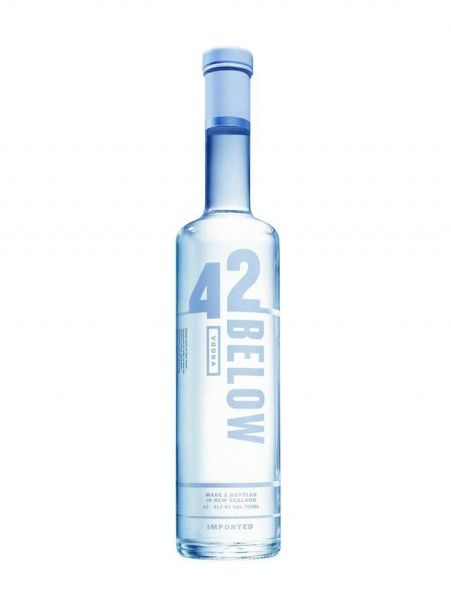 42 BELOW Vodka Review: 5★ | $18.25 per 750mL | VodkaBuzz.com, Vodka Ratings and Vodka Reviews