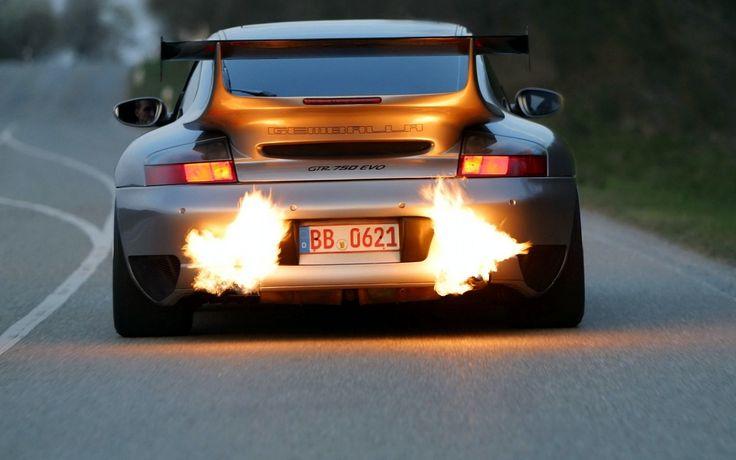 Gemballa GTR 750 Evo
