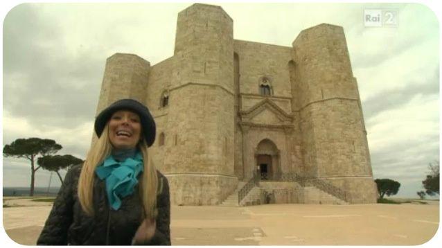 """Andria e Castel del Monte a """"Sereno Variabile"""" [video]"""