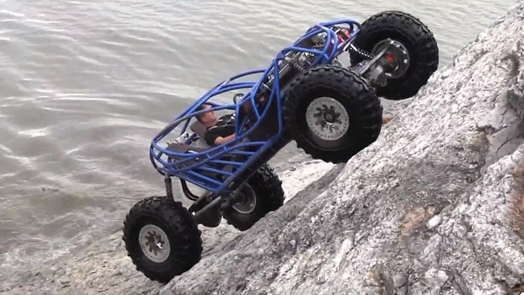 Rock-bouncing 500-hp buggy climbs sheer cliff face, because it's there | Motoramic - Yahoo! Autos