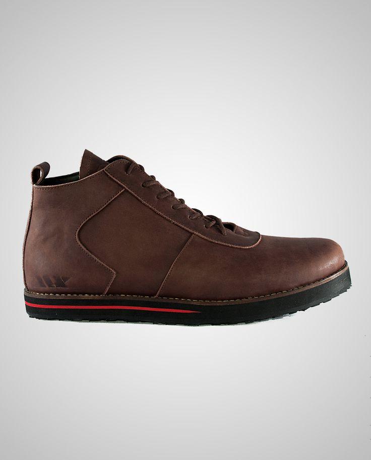 Walkxey BC-070 Dark Brown