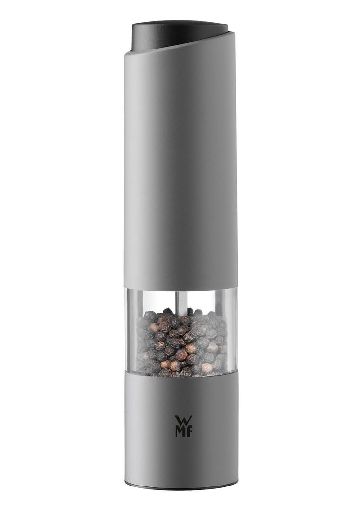 WMF Elektrische Salz-/Pfeffermühle grau Jetzt bestellen unter: https://moebel.ladendirekt.de/kueche-und-esszimmer/besteck-und-geschirr/geschirr/?uid=029934b3-8271-5692-8678-72bf0440a738&utm_source=pinterest&utm_medium=pin&utm_campaign=boards #geschirr #kueche #elektrische #salz #pfeffermühle #esszimmer #besteck