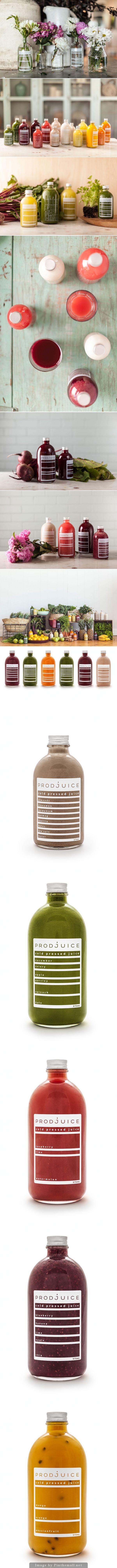 Prodjuice: A Cold Pressed Juice