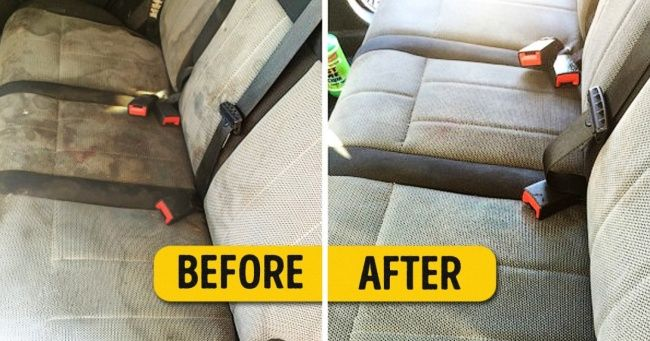 12great tricks for cleaning things you thought would stay dirty forever