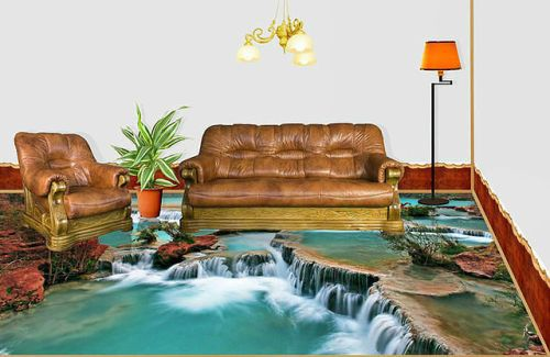 95 best images about 3d epoxy floors more pics on for Practical flooring ideas