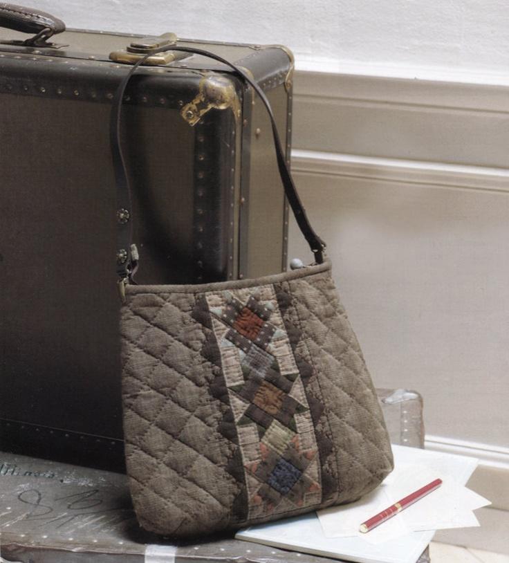 How to make tutorial 3 star tote shoulder Bag Handbag purse women sewing…