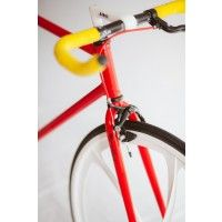 PROFONDO ROSSO MYBIKE MANIA SINGLE SPEED BIKE - Bici Fixed-Single Speed - Biciclette - Ricambi Bici