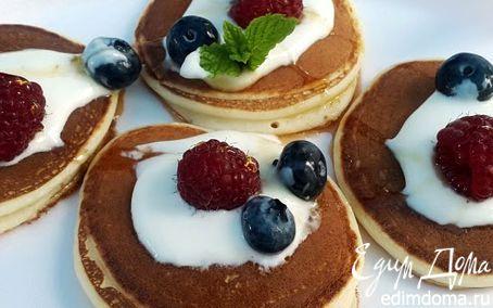 Нежнейшие блинчики из рикотты | Кулинарные рецепты от «Едим дома!»