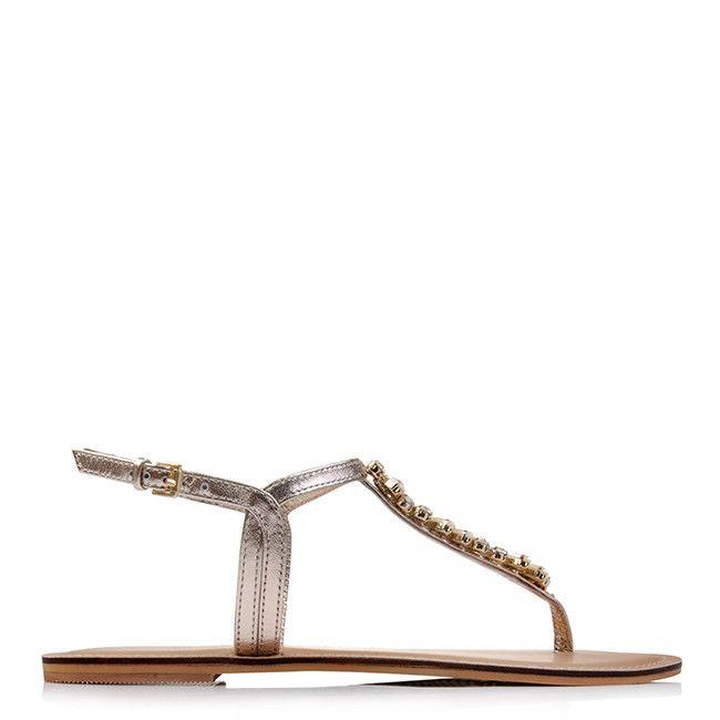 Celestial Gold Sandal