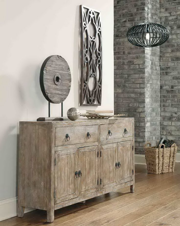Decorative Black Painted Wooden Wall Patterned Accessories