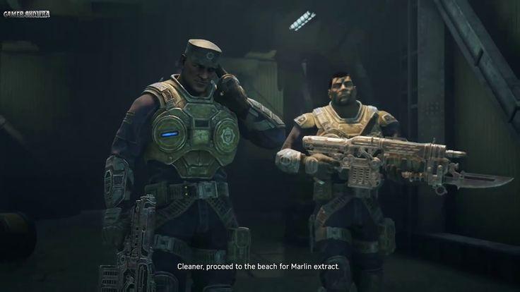 Gears Of War 4 Walkthrough GamePlay Part1 / Xbox one Pc