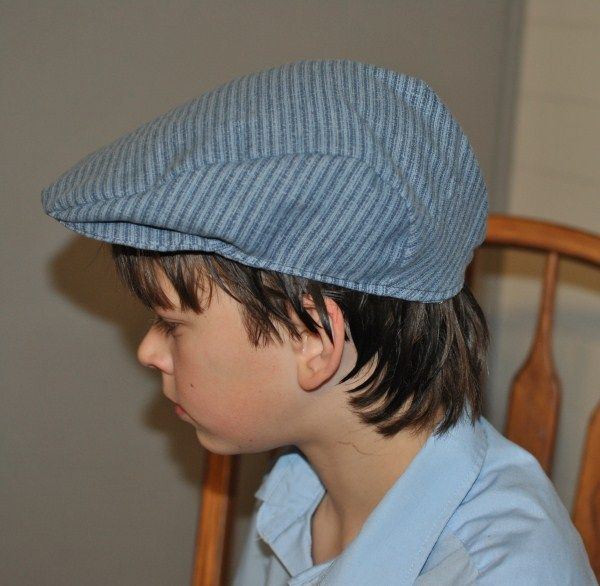 Bouncing Buttons crafts making it simple: DRIVING/GOLFING CAP SEWING PATTERN AND TUTORIAL