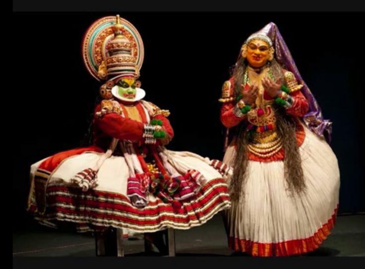 Kathakali - A traditional dance from Kerala