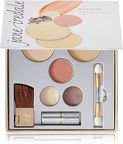 New jane iredale Pure & Simple Makeup Kit online shopping