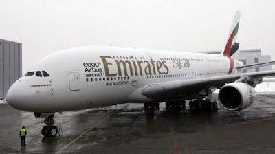 Noticias Actuales: Dubái: Ese será el vuelo más largo del mundo