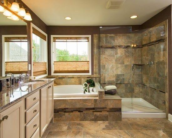 Master Bathroom Ideas Without Tub 87 best baños images on pinterest | bathroom ideas, room and