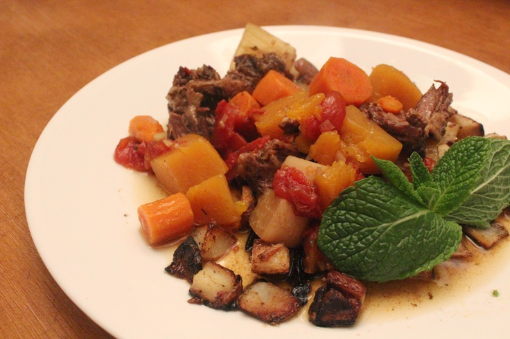 The Best Oxtail Stew Ever....mmm mmm good!
