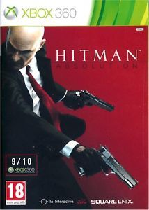 HITMAN: Absolution (Xbox 360, 2012)  New Factory Sealed Game  HITMAN: Absolution follows cold-blooded assassin Agent 47 as he takes on his most dangerous—and personal—contract to date.  Betrayed by those he once trusted and hunted by the police, Agent 47 finds himself caught in the center of a dark conspiracy and propelled through a corrupt and twisted world.