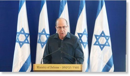 Jonathan Lis Haaretz Fri, 20 May 2016 17:51 UTC   © Tomer Appelbaum Defense Minister Moshe Ya'alon explains his resignation at IDF headquarters in Tel Aviv on Friday, May 20, 2016. Extremis… https://winstonclose.me/2016/05/21/israeli-defence-minister-resigns-saying-dangerous-and-extremist-elements-have-taken-over-israel-and-the-likud-party-by-jonathan-lis/
