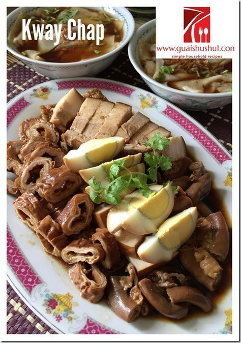 873 best chinese food images on pinterest asian recipes asian singapore hawker centre food recipes teochew kway chap guaishushu forumfinder Image collections