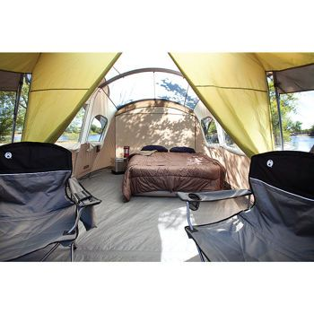 Coleman 10-person WeatherMaster Screened Tent - Costco
