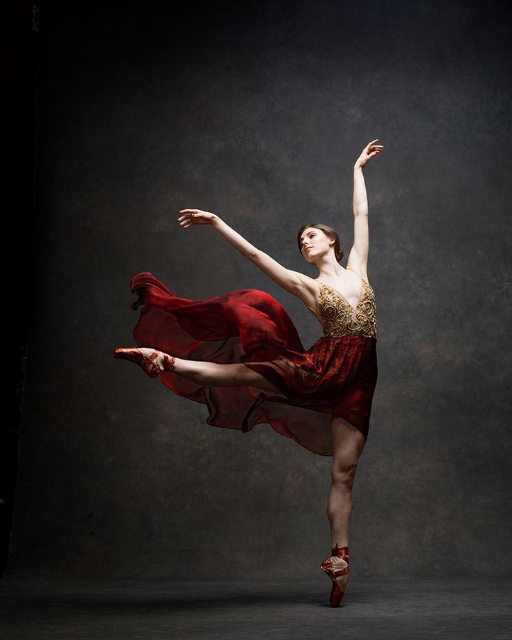ballet. beauty. bliss. - littlebroadwaybabies:   Tiler Peck for the NYC...