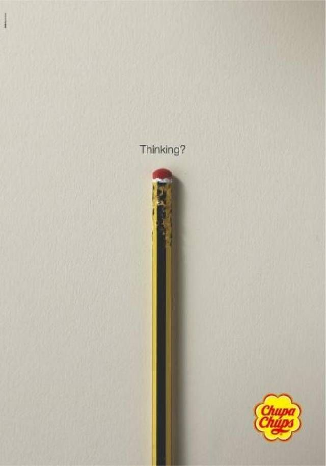 Chupa Chups | #ads #marketing #creative #print #advertising #campaign < repinned by www.BlickeDeeler.de | Follow us on www.facebook.com/BlickeDeeler