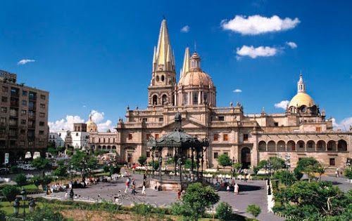 Cidades em fotos: Fotos de Guadalajara – México